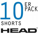 10er Pack HEAD Boxer Shorts