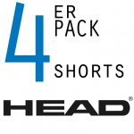 4er Pack HEAD Boxer Shorts