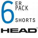 6er Pack HEAD Boxer Shorts