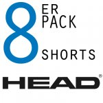 8er Pack HEAD Boxer Shorts