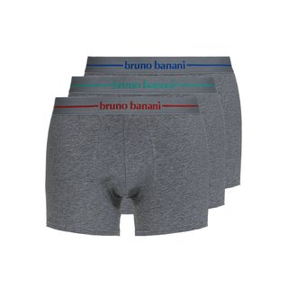 bruno banani 3er Pack Shorts Power Cotton