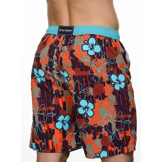bruno banani Badeshort Beach Party türkis SWIM