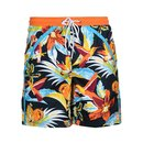 bruno banani Badeshort Peak orange SWIM