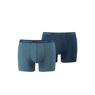 HEAD 2er Pack Boxer Short blue heaven 494