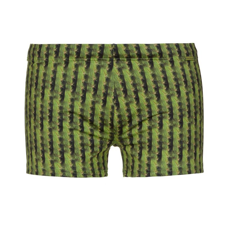 bruno banani badehose cactus stripe short swim 44 95. Black Bedroom Furniture Sets. Home Design Ideas